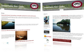 Susquehanna River Guides - Fly Fishing Guides
